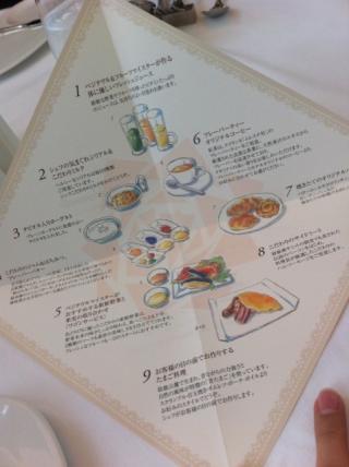 第3回朝食会*今日のメニュー2