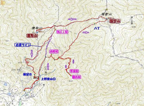 0福智山桜