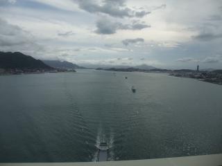 関門海峡2010-08