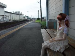 あさぎり駅2010-07
