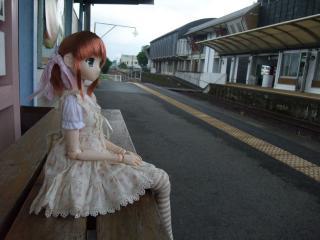あさぎり駅2010-08