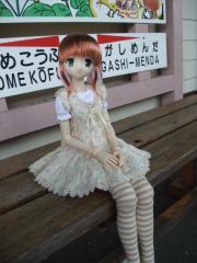 あさぎり駅2010-09