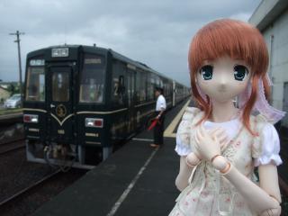あさぎり駅2010-10