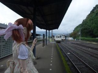 あさぎり駅2010-12