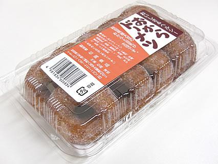 松岡食品 おからドーナツ(ベビー)(300円)