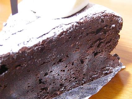 シュウェットカカオ(Chouette Cacao) クラシックショコラ 断面