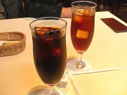 ベイサイドレストラン みなとの森 みなとの森ランチ(コーヒー、紅茶)