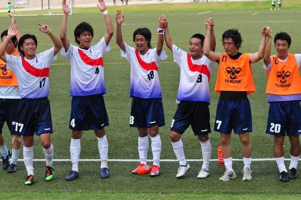 愛知県最終予選 vsトヨタ蹴球団4