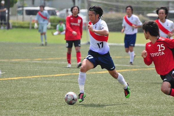 愛知県最終予選 vsトヨタ蹴球団7