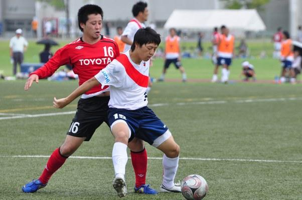 愛知県最終予選 vsトヨタ蹴球団9