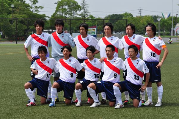 愛知県最終予選 vsトヨタ蹴球団5