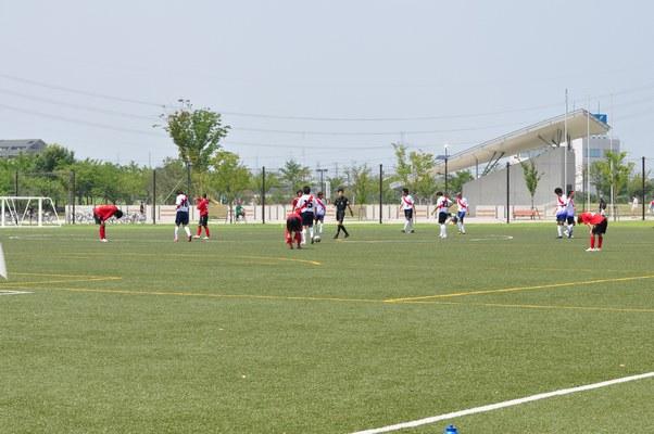 愛知県最終予選 vsトヨタ蹴球団16