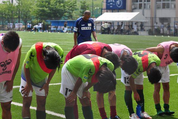 愛知県最終予選 vs中京大学4