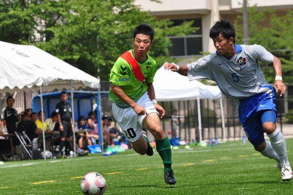 愛知県最終予選 vs中京大学7