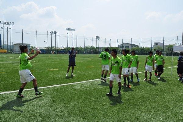 愛知県最終予選 vs中京大学5