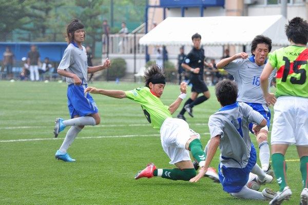 愛知県最終予選 vs中京大学16