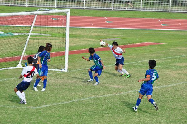 2010東海社会人リーグ第12節 vs鈴鹿ランポーレ5