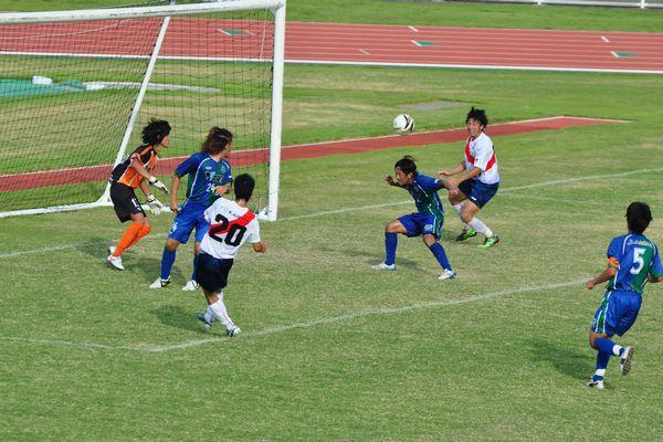 2010東海社会人リーグ第12節 vs鈴鹿ランポーレ4