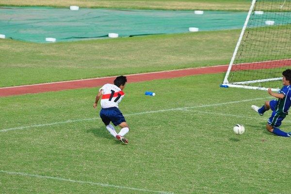 2010東海社会人リーグ第12節 vs鈴鹿ランポーレ3