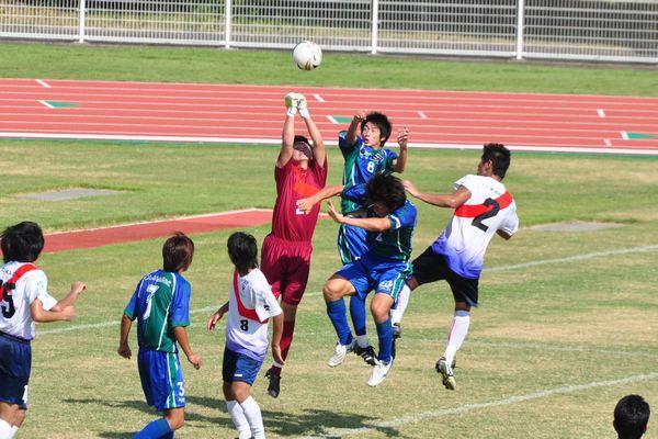 2010東海社会人リーグ第12節 vs鈴鹿ランポーレ1