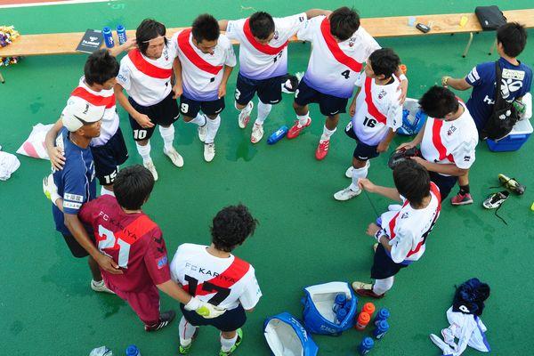 2010東海社会人リーグ第12節 vs鈴鹿ランポーレ2