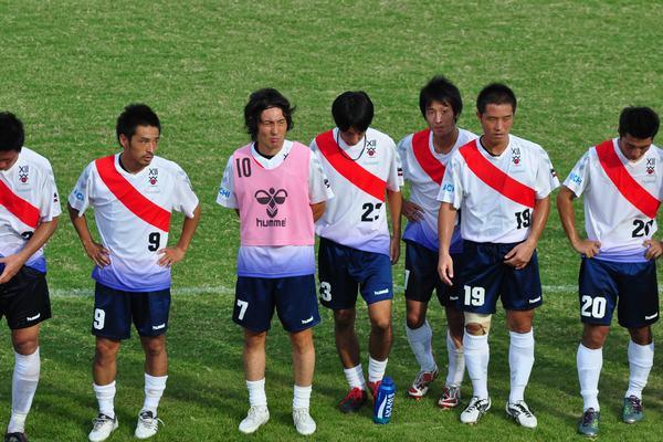 2010東海社会人リーグ第12節 vs鈴鹿ランポーレ7