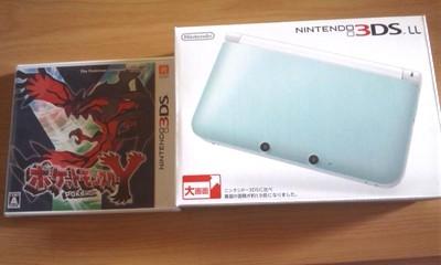 3DSとポケモンY