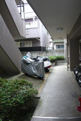 駐輪場イメージ