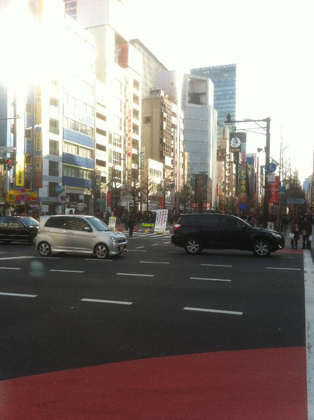 ホコ天 in アキバ