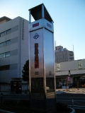 JR桐生駅 桐生駅北口広場からくり人形