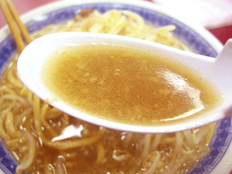 小らーめんスープ