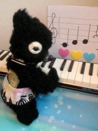 ピアノのお稽古①