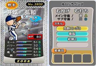 井端SP2008