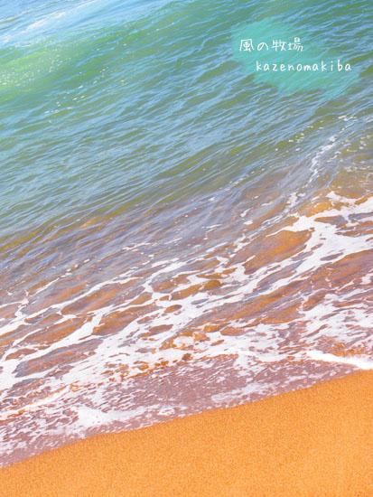 澄みわたる海