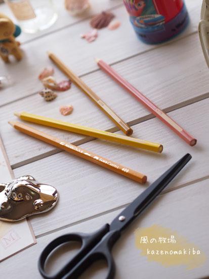 ファーバーカステル水彩色鉛筆