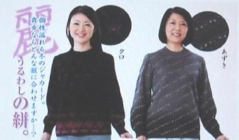 日本文化センタUD2セータ-340