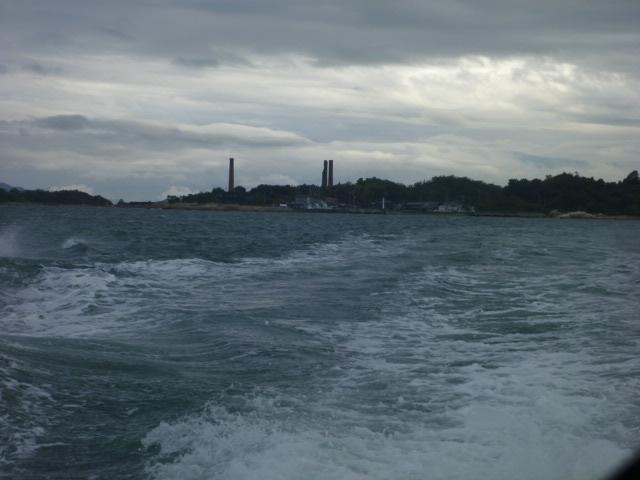 サヨナラ犬島 またきます