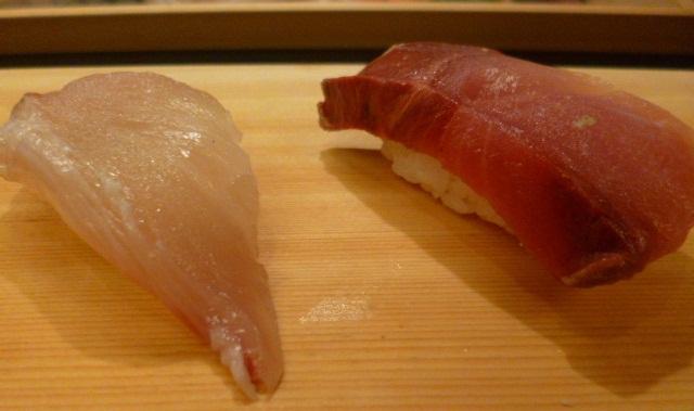 シマアジはアジの仲間なのに白身 夏が旬らしいですが,冬のシマアジも美味しいですよ