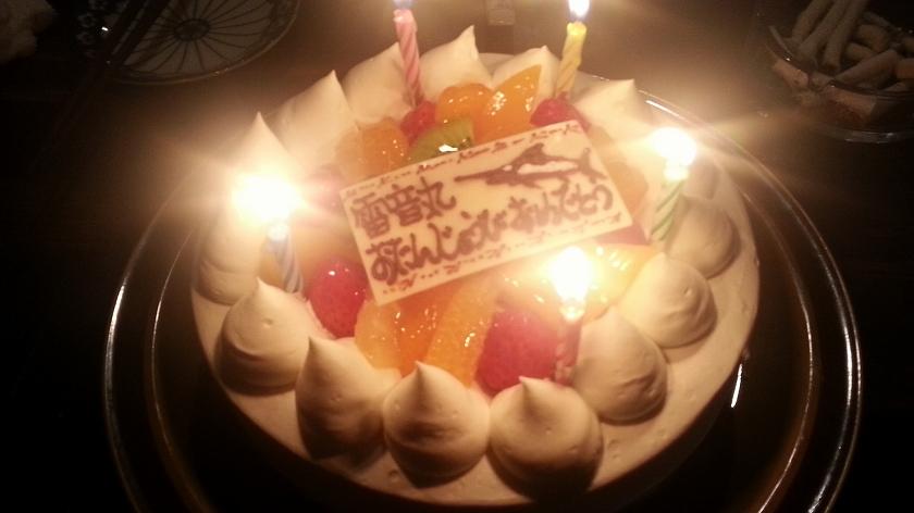 41歳の誕生日