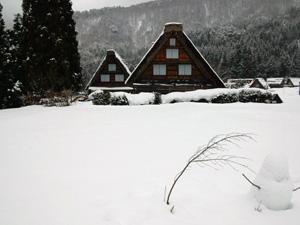 2月9日(土) 次回 白川郷ライトアップ開催
