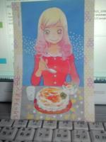羽海野チカ原画展
