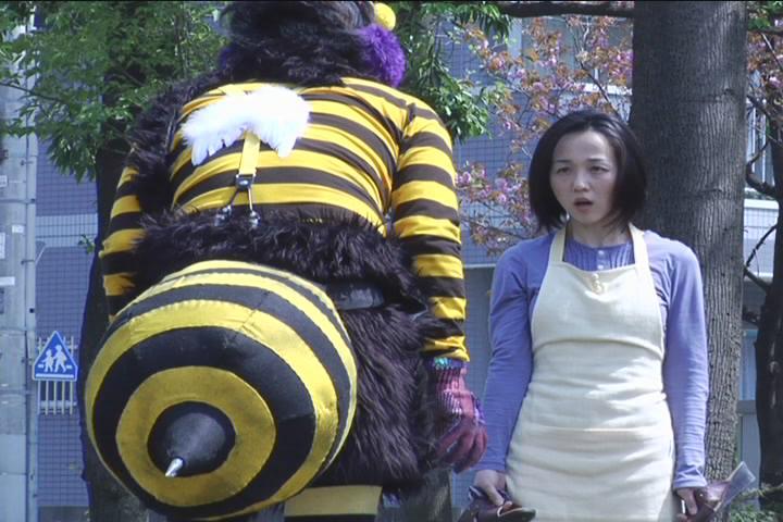 ハチと~1