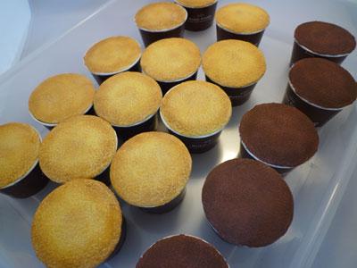 カップケーキ増殖