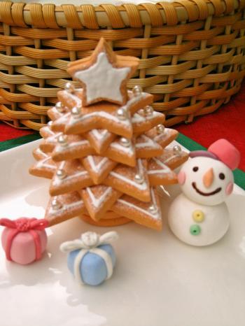 さくまさんクッキーツリー