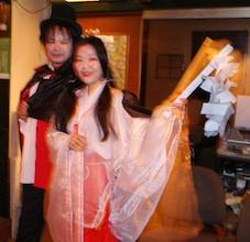 2011.10.25ハロウィンToshi&Aiko