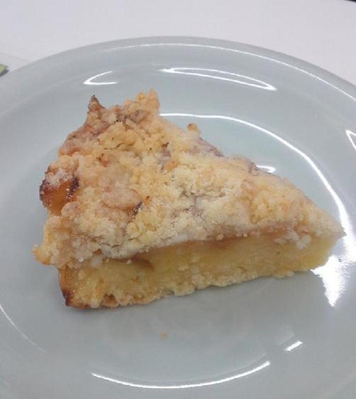 いつものリンゴケーキ (2)