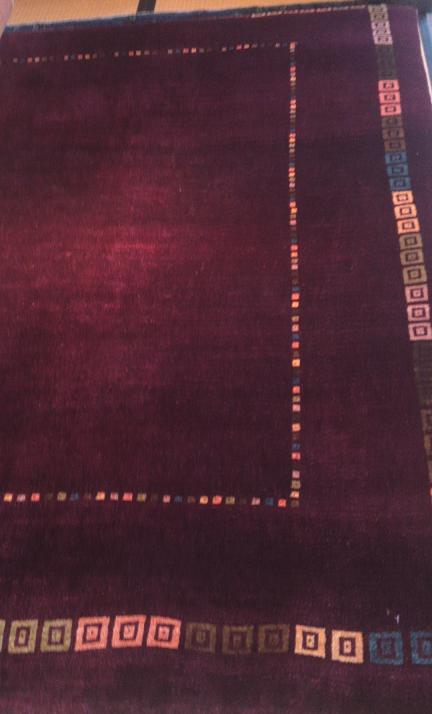 2011年秋ギャッベ展