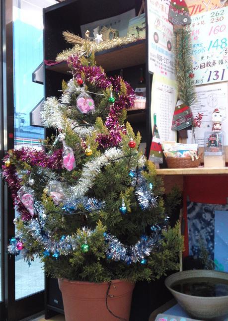 H23クリスマス店装・外周り編 (2)