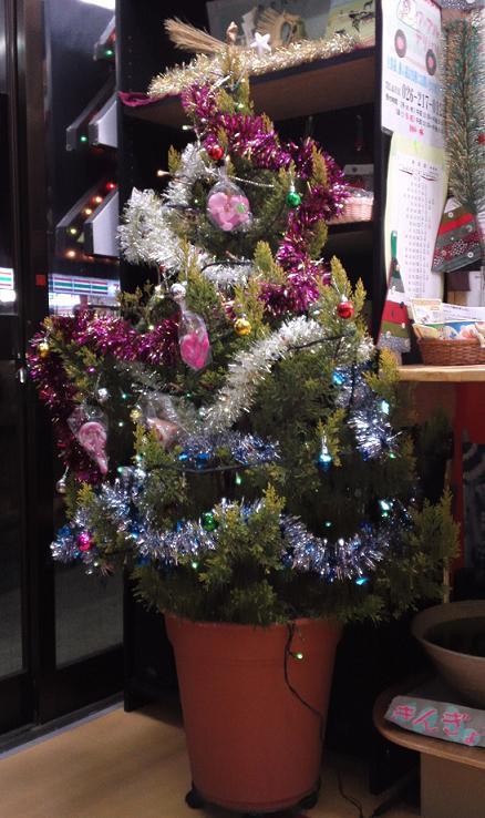 H23クリスマスツリー・ライトアップ