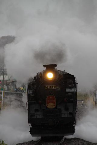SLニセコ号 10月28日 ニセコ発車